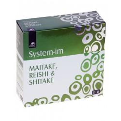 MAITAKE, REISHI & SHITAKE system-im ens